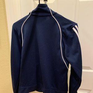 adidas Tops - ADIDAS women's Jacket Blue in Medium